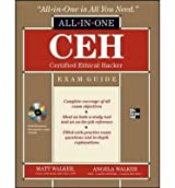 (CEH Certified Ethical Hacker All-In-One Exam Guide [With CDROM]) By Walker, Matt (Author) Hardcover on (09 , 2011)