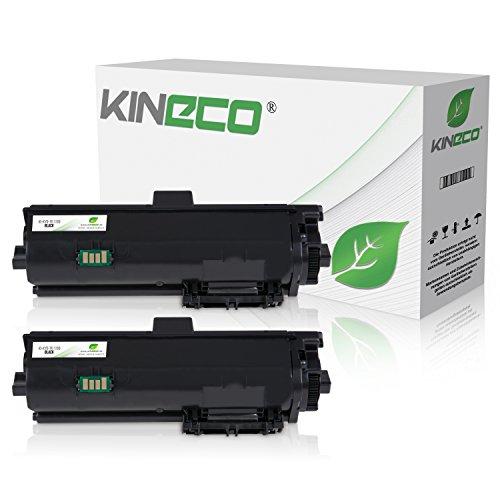 2 Kineco Toner kompatibel zu Kyocera TK-1150 für Kyocera Ecosys P2235dn P2235dw M2135 M2635 M2735 - je 3.000 Seiten Kyocera-3