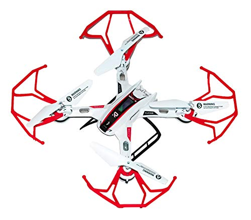 Jack Royal King Drone 6 axis Gyro System - No Camera (Multi) (red)