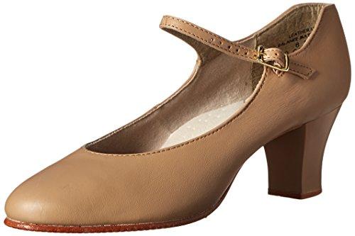 Capezio Women's Student Footlight Character Shoe