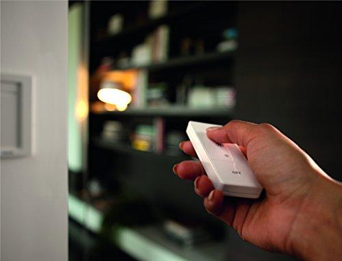 Wireless Dimming Schalter ist sofort einsatzbereit Individuelle Platzierung des Schalters