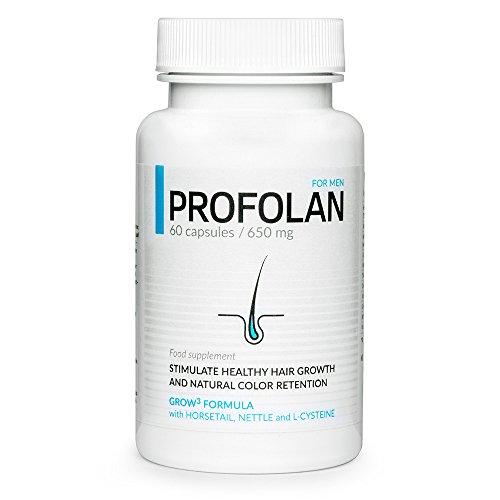 PROFOLAN - die besten Pillen gegen Haarausfall - 60 Kapseln
