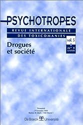 Les psychotropes, janvier 1999