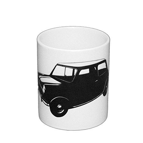 Kaffeebecher Mini Cooper Auto PKW Becher Kaffee Tasse Geschenkidee NEU