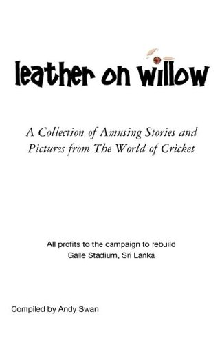 Leather on Willow por Andy Swan