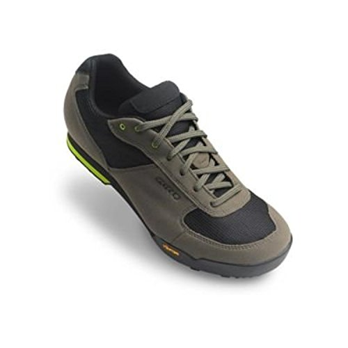 Giro Rumble VR - Chaussures - olive 2017 chaussures vtt shimano mil spec olive/black