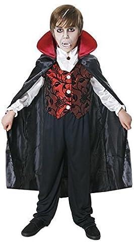Costumes Garçons Vampire - Pour enfants Costume Garçon Deluxe Vampire Halloween