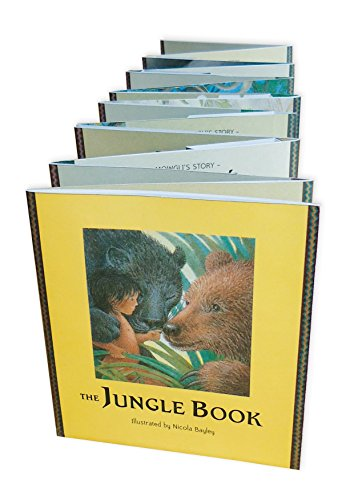 The Jungle Book: Panorama Pops