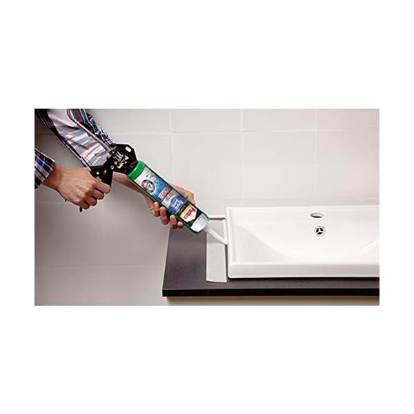 Pattex-Bagno-Sano-Stop-Muffa-sigillante-bianco-per-prevenire-la-muffa-pistola-silicone-resistente-allacqua-silicone-antimuffa-in-cartuccia-1x300ml
