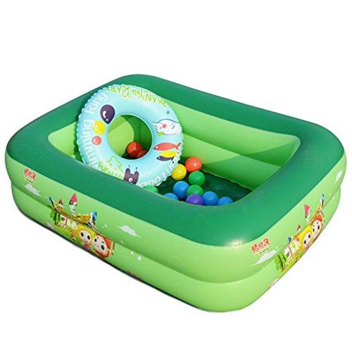 Mustbe strong Baby Kind Aufblasbare Pool Aufblasbare Familie Pool Familie Wasser Ball Pool Ultra Große Erwachsene Verdickt , 300*175*60for Outdoor