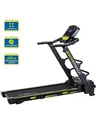 Movi Fitness Tapis de course pliable fitness course musculation Sport MP3programmes