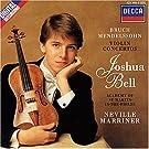 Bruch/Mendelssohn Violin Concertos