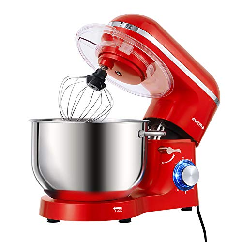 Aucma Stand Mixer, 6.2 L Stainle...