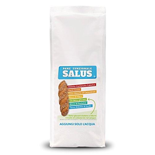 Ruggeri Preparato Completo per Pane Funzionale Salus - 500 gr - [confezione da 2]