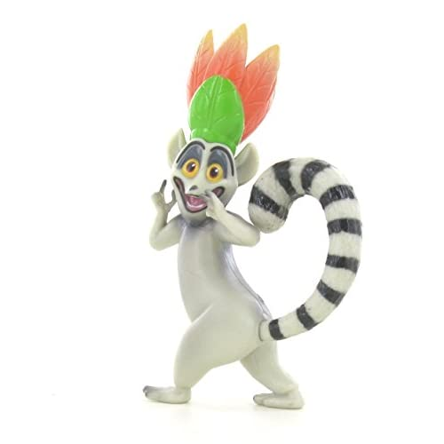 Madagascar - Figura King Julien (Comansi 99932) 9