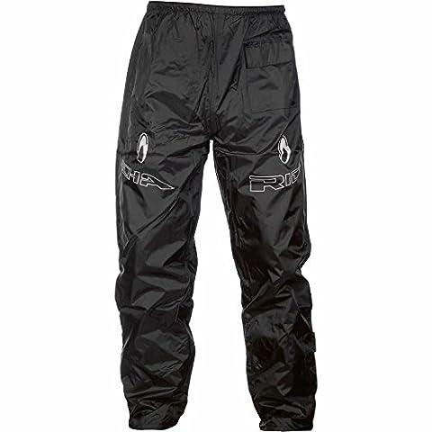 Richa Pluie Warrior Pantalon Textile - Noir, 76cm -
