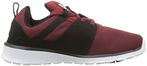 Dc Shoes - Heathrow, Sneakers, unisex Rouge (Chi)