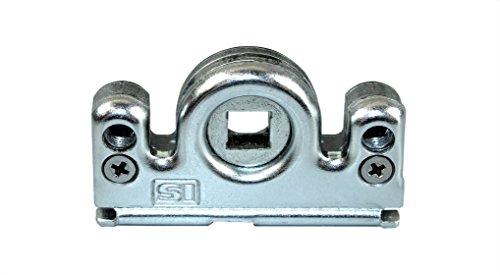 Siegenia (SI AUBI) Reparatur Getriebeschloss Schneckengehäuse für Serie Favorit TRIAL Getriebe 3 & 23 schraubbar mit SN-TEC Upgrade -