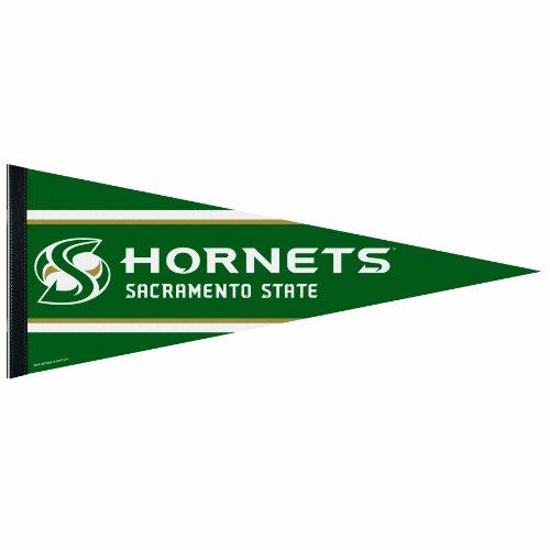 Wincraft NCAA Sacramento State Hornets Premium Qualität Pennant, 12x 30 (Sacramento Hornets)
