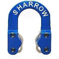 SHARROW D Loop Metal Tiro al Arco Accesorios de Arco Compuesto (Azul)