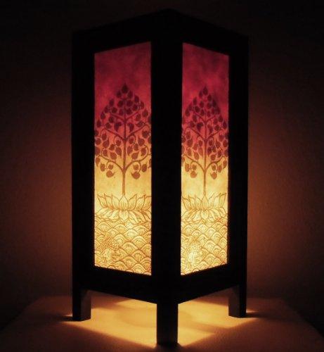 rare-asie-thai-lampe-de-tables-bouddha-style-chevet-arbre-bouddha-lotus-de-la-vie-par-thailande