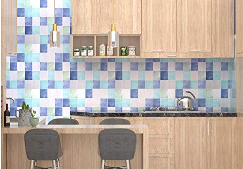 Tapete Selbstklebender Marmoraufkleber Küche Ölbeständiger Schranktisch Arbeitsplatte Badezimmer Wasserdichte Wandfliesentapete - Magie Arbeitsplatte
