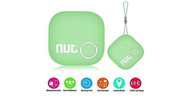 TIRANGLE Form Kabellose Bluetooth 4.0/Schl/üsselfinder Diebstahlschutz Alarm Ger/ät Tracker GPS Locator Schl/üssel//Hund//Katze//Kids//Portemonnaie Finder Tracer f/ür iPhone Android 4.3/