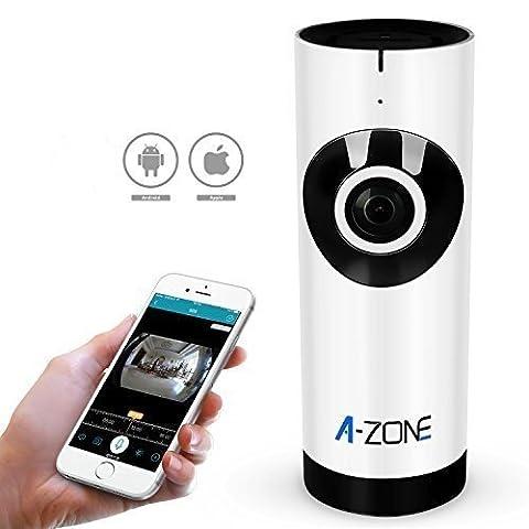 A-ZONE Mini Indoor IP Kamera 720P HD (Besser als 1200TVL)