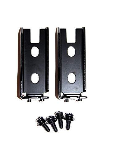 Ständerhals mit 4 vier Schrauben für Sony TV KDL-43W755C KDL-43W756C KDL-43W803C KDL-43W805C KDL-43W807C KDL-43W808C KDL-43W809C KDL-50W755C KDL-50W756C KDL-50W800C KDL-50W805C KDL-50W807C KDL-50W808C