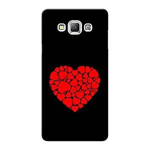 Mobile Back Cover For Samsung Galaxy A7 Duos (Printed Designer Case)