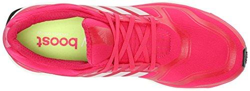 Adidas  Energy Boost 2, Chaussures de running femme Rose foncé intense