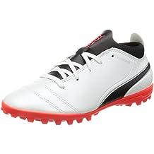 Puma One 17.4 TT Jr, Zapatillas de Fútbol Unisex niños
