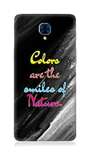 Worldwide Phone Case For OnePlus 3 (Multicolor)