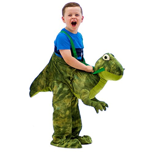Image of Kids Dress Up Dinosaur Costume Ages 3-7
