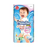 Mamy Poko Airfit Pants Style L Diapers For Boys (44 Pieces)
