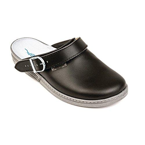 abeba-nero-antistatico-zoccoli-in-pelle-con-tallone-e-strap-regolabile-pieghevole-misura-42