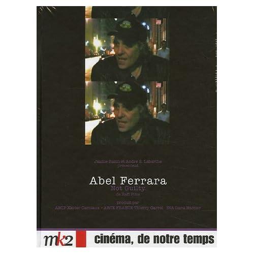 Abel Ferrara : Not guilty (1DVD)