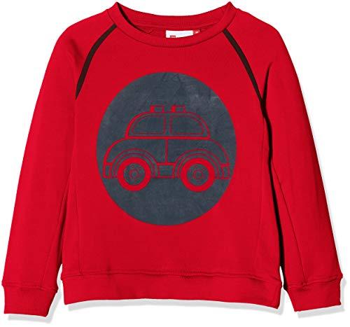 Lego Wear Baby-Jungen Sweatshirt Duplo Boy Sander 702 Rot (Red 365) 104