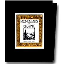 Monuments de l'Egypte, l'édition impériale de 1809 (2 volumes)