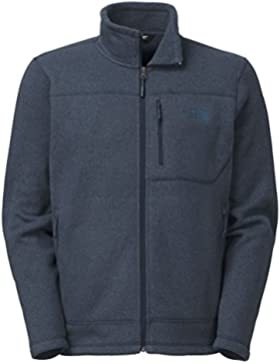 The North Face Men Gordon Lyons Full Zip -Fall 2017-(T933R5AVM) - Urban Navy Heather - L