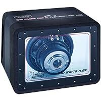 Mac Audio Ice Cube 108 P serie TV-Subwoofer per auto, colore: nero