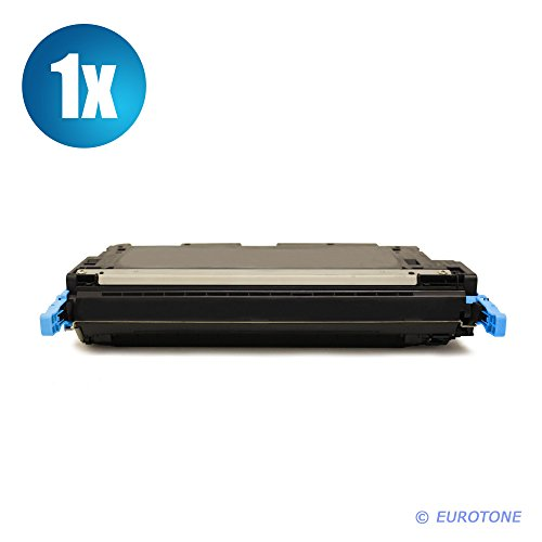 High Quality Eurotone Toner Cartridge remanufactured ersetzt Q7581A Cyan XXL für HP...