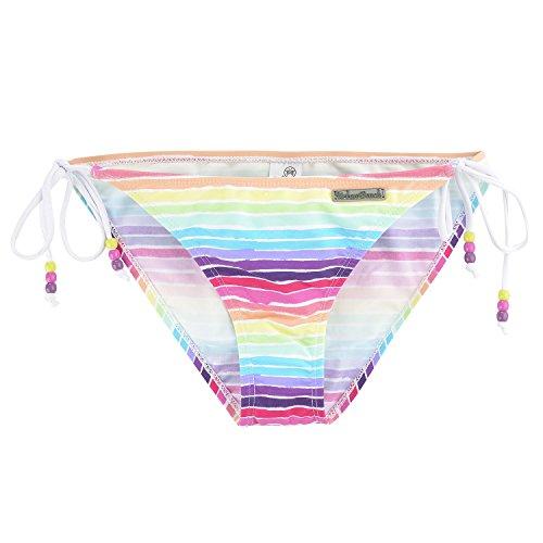 Urban Beach Damen Juicy Paradise Bikini Weiß