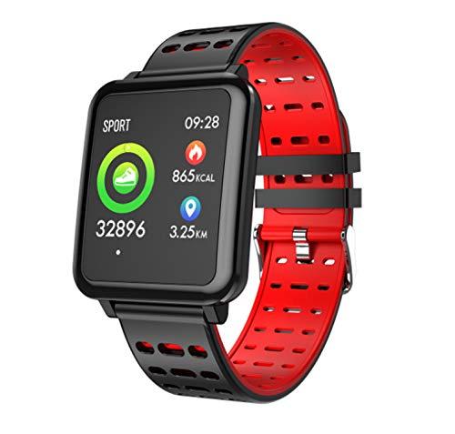 Smart Watch wasserdicht Fitness Tracker Sportuhr Smart Armband mit Schrittzähler Kalorienzähler Kinder und Männer Aktivität Tracker Multi-Color kann wählen, Smart tragbares Gerät