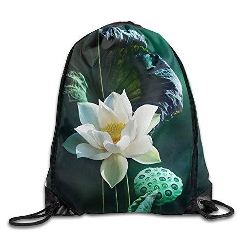 Drawstring Bag Owl Backpack Draw Cord Bag Sackpack Sport Bag Gym Bag Large Lightweight Gym for Men and Women Hiking Swimming Yoga -