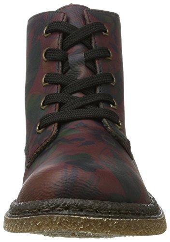 Rieker Ladies 53240 Boots Red (vino)