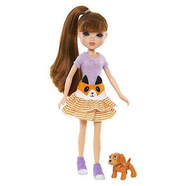 little tikes Moxie Girlz Friends Deluxe Puppe mit PET (Ida Pink) (Moxie Girlz Puppen)