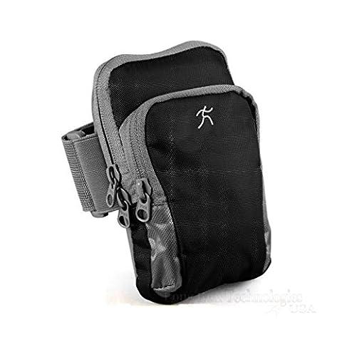 Sportarmband, für Handy, Laufen/Übung, schweiß-/wasserabweisend, Armband, Schlüsselhalter, für iPhone 6,