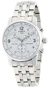 Tissot Herren-Armbanduhr XL PRC 200 Chronograph Quarz Edelstahl T17.1.586.32