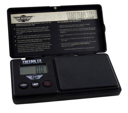 MyWeigh Triton T2 550 x 0,1g - Feinwaage - Digitalwaage